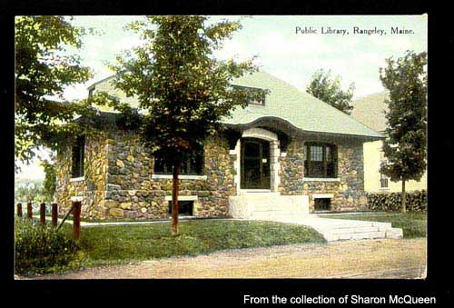 Rangeley, Maine Public Library